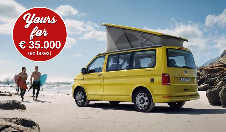 Discover Your Volkswagen California Now