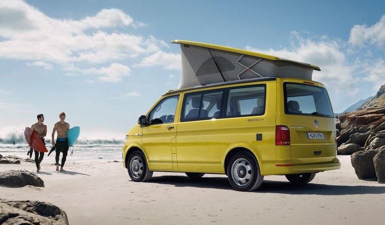 MyCalifornia.eu VW California Beach