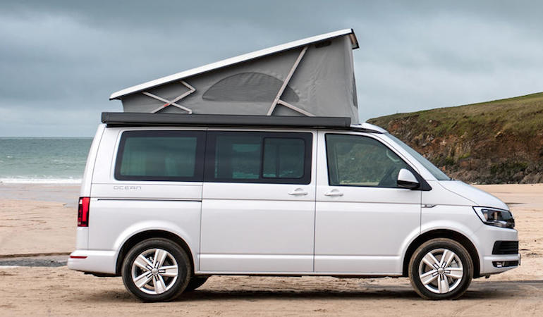 MyCalifornia.eu VW California Ocean