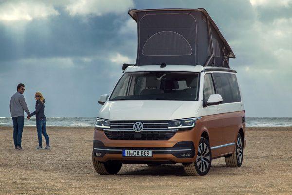 VW T6.1 California Ocean