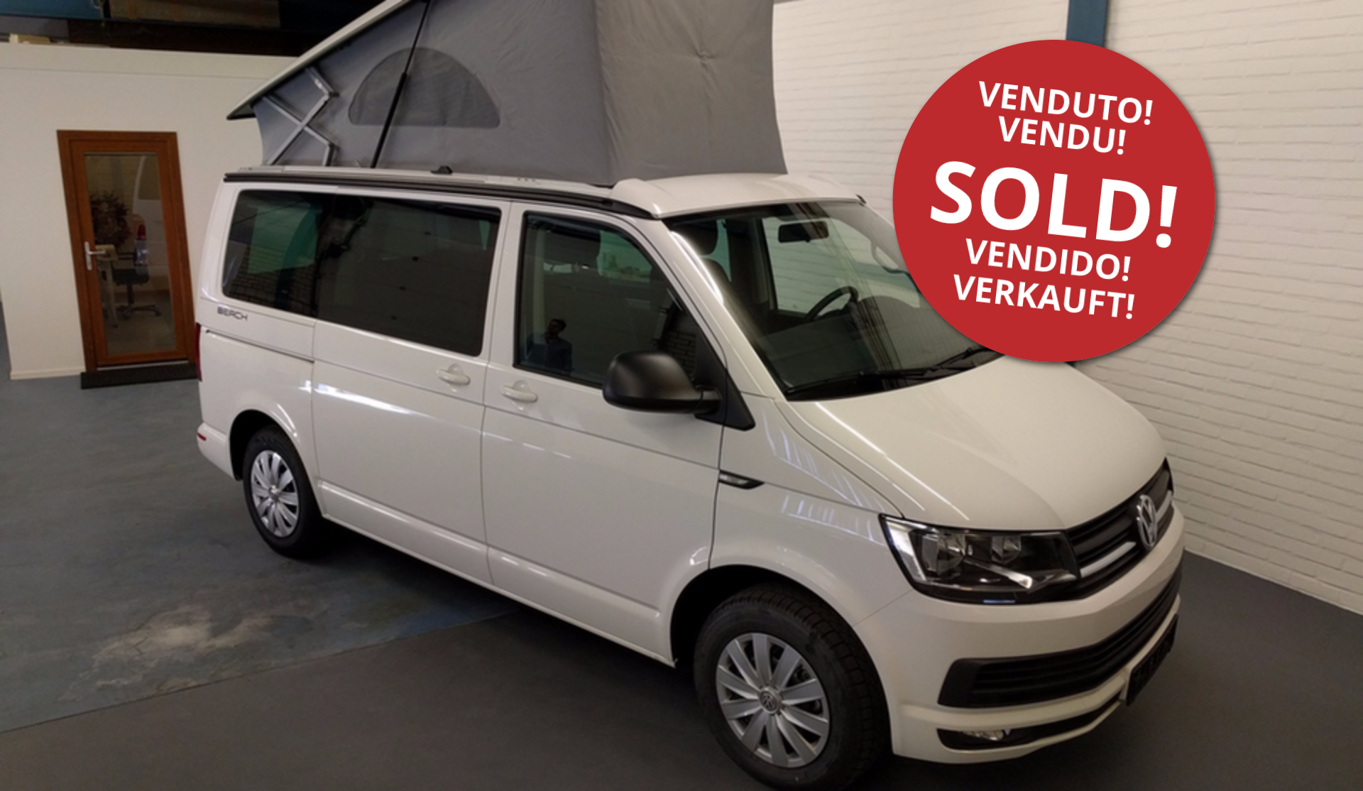 Now For Sale - Volkswagen California Beach VW T6 2 0 TDI 150HP