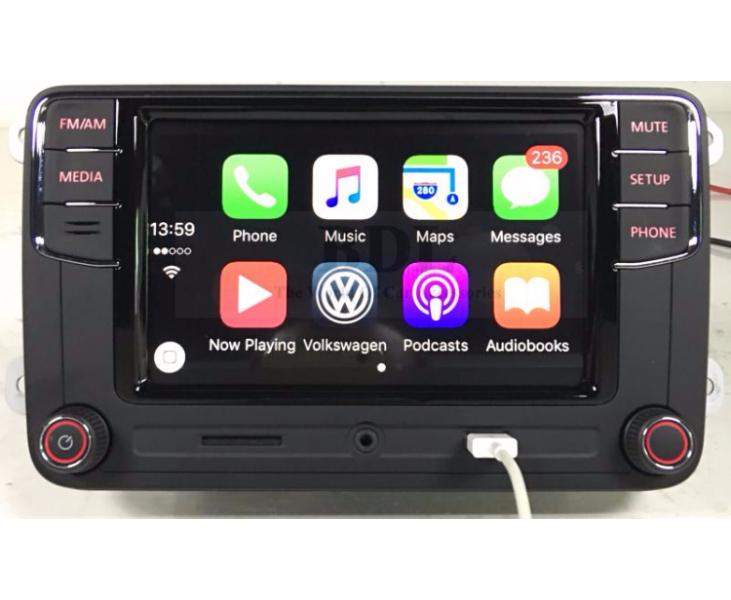 RCD330g Plus VW Media System - MyCalifornia