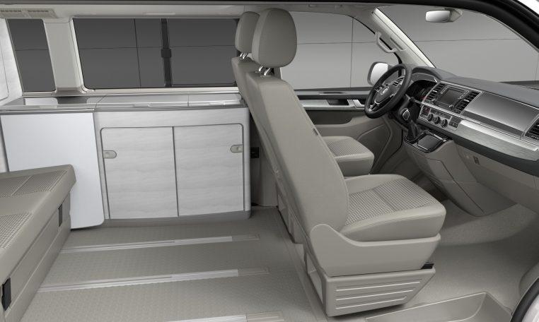 Volkswagen California Coast VW T6 2.0 TDI 150HP DSG Indium ...